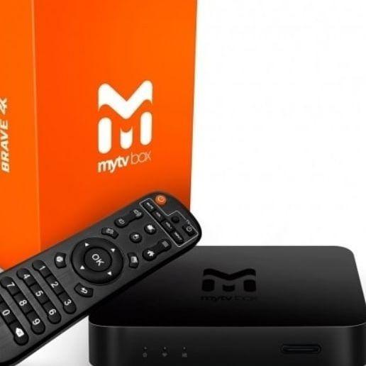 Mytv Brave Box Ultra Hd 4k Wifi/hdmi/usb Bivolt