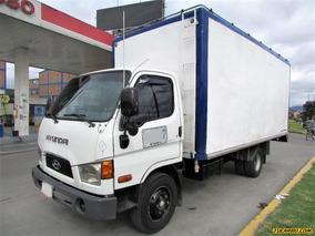 Furgones Hyundai Hd78