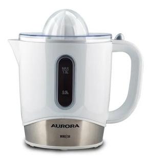 Exprimidor Electrico Citricos Aurora Wiru 1 Litro 30w