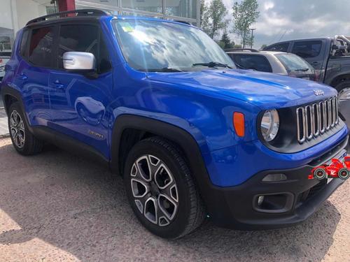 Jeep Renegade 1.8 Longitud At6 2018