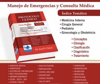 Pabon - Protocolo Clínico 1 Ed. 2018