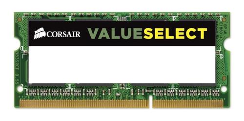 Memoria RAM 4GB 1x4GB Corsair CMSO4GX3M1C1333C9 Value Select