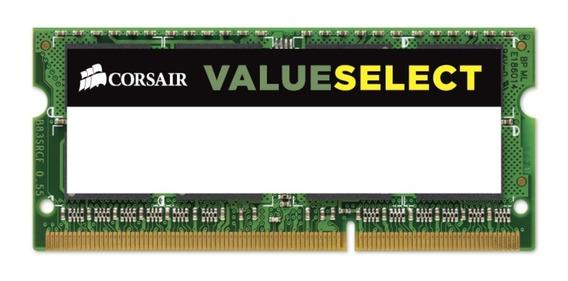 Memoria RAM 4GB 1x4GB Corsair CMSO4GX3M1C1333C9