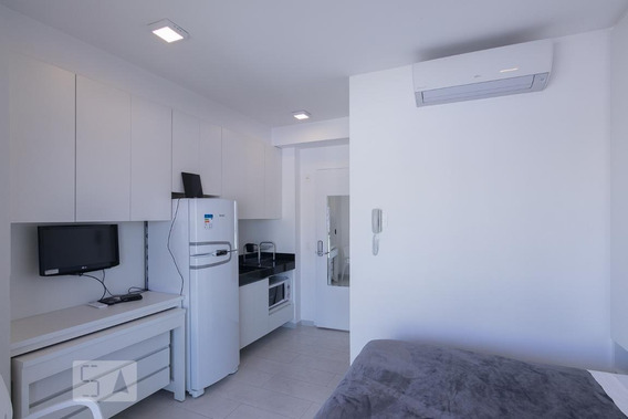 Apartamento Para Aluguel - Perdizes, 1 Quarto, 26 - 893054697
