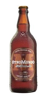 Cerveza Artesanal Otro Mundo Nut Brown Ale 500cc 01almacen