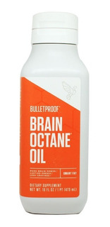 Bulletproof Coffee Mct Brain Octane Oil Ácido Caprílico Puro