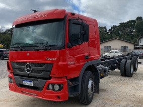 Mb 2430 Ano 2014 Chassis