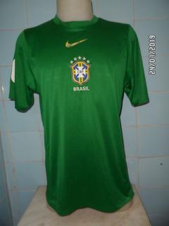 Camisa Do Brasil De Treino