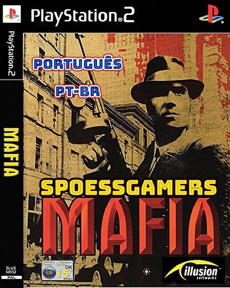Mafia Legendado Em Português Ps2 Desbloqueado Patch