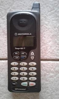 Celular Tango 300 Motorola Analogico Y Otros