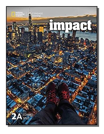 Livro Impact Ame 2a Combo Split