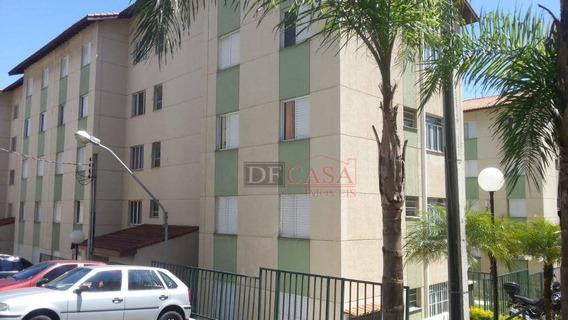 Apartamento Com 2 Dormitórios À Venda, 48 M² Por R$ 146.000,00 - Ferraz De Vasconcelos - Ferraz De Vasconcelos/sp - Ap4298