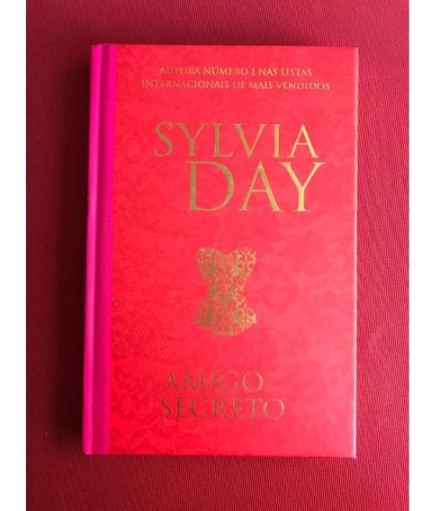 Amigo Secreto Sylvia Day Lote Para Revenda