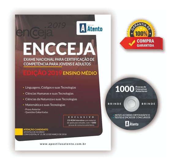 Apostila Encceja - 2019 - Ensino Médio