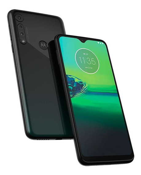 Smartphone Motorola G8 Play 32gb Tela 6.2 4g Preto Ônix
