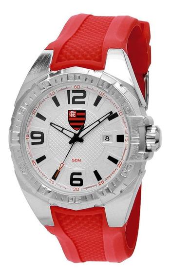 Relógio Flamengo Flaint2315aa/8r