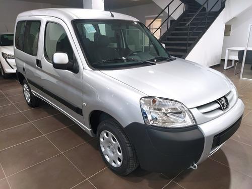 Peugeot Partner Patagonica 1.6 Anticipo Y Cuotas