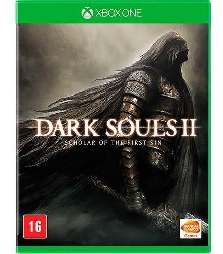 Jogo Dark Souls 2 Ii Scholar Of The First Sin Para Xbox One