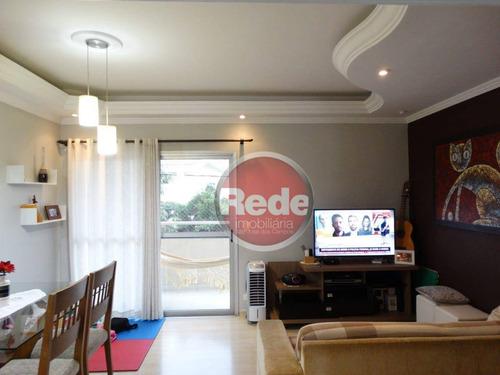 Apartamento Com 2 Dormitórios À Venda, 68 M² Por R$ 230.000,00 - Villa Patrícia - São José Dos Campos/sp - Ap0851