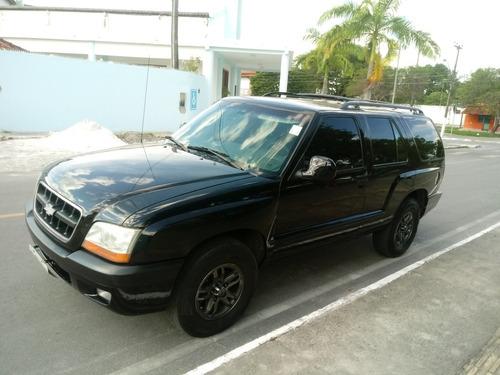 Imagem 1 de 15 de Chevrolet Blazer 2002 2.4 5p