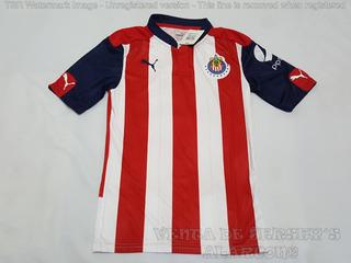Jersey Chivas Guadalajara Marca Puma 2016-2017 Original