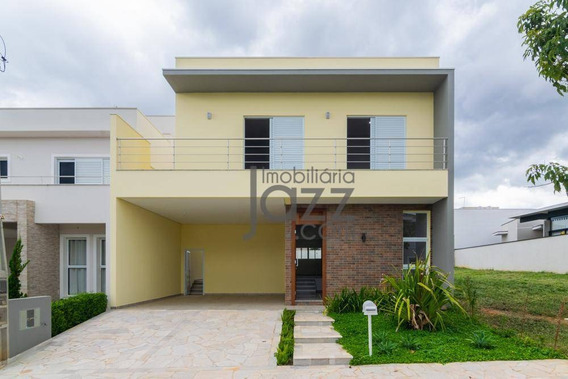 Maravilhosa Casa Á Venda, 205 M² - Condomínio Jardim De Mônaco Por R$ 880.000 - Hortolândia/sp - Ca5867