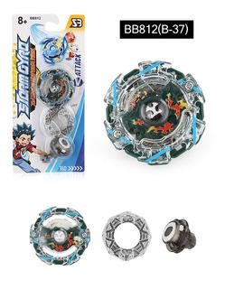 Cool Burst Aleación Comic Beyblade Spinningdren Regalo Color