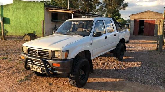 Toyota Hilux 2.8 D/cab 4x4 D 1996
