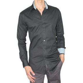 bd68026e1 Camisas Zara Ultra Slim Fit - Camisas de Hombre en Mercado Libre ...