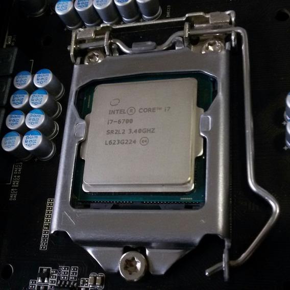 Processador I7 6700 - Detalhe Obs.