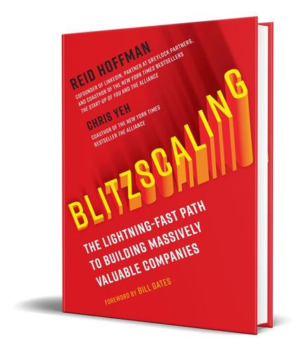 Imagen 1 de 3 de Libro Blitzscaling - Reid Hoffman