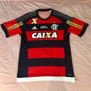 Camisa Flamengo Jogo Criança Esperança #14 Wallace