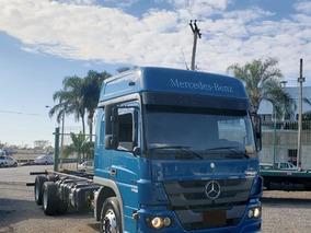 Mb Atego 2430 Automático 2014