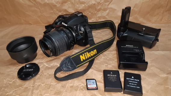 Câmera Fotográfica Nikon