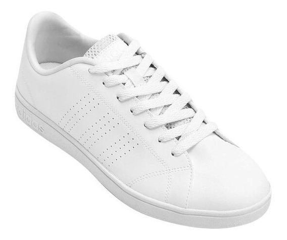 Tênis adidas Vs Advantage Clean Masculino - Branco