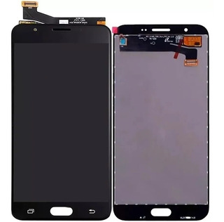 Tela Touch Display Lcd Galaxy J7 Prime Completo Amoled Preto