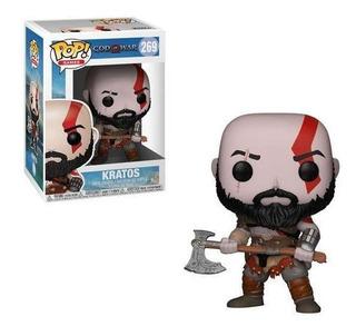Funko Pop Kratos 269 God Of War Baloo Toys