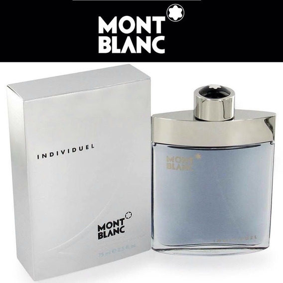 Perfume Individuel Mont Blanc 75ml