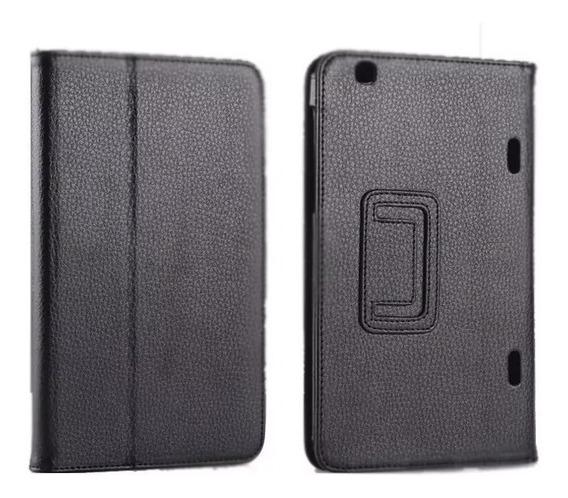 Kit 2 Capas Case Cor Preta Para Tablet Lg G Pad 8.3 V500