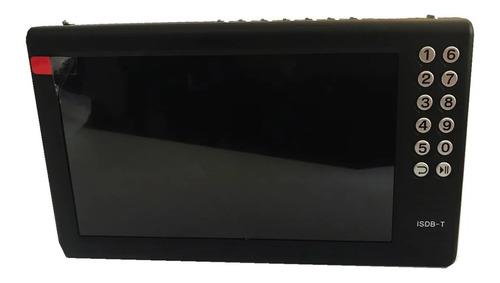 Mini Tv Digital Mobile Portátil Com Fm Tela De 4.3 Polegadas