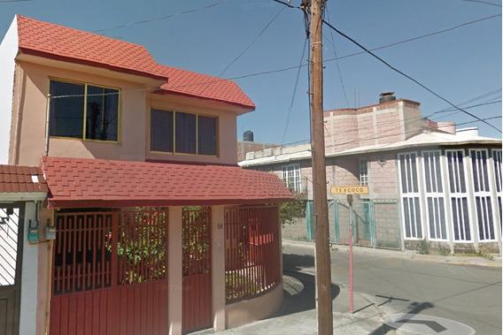 Últimos Remates Bancarios, Venta Casa Texcoco. $1,297,209