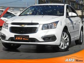 Chevrolet Cruze 1.8 Lt 16v Flex 4p Automático 2016
