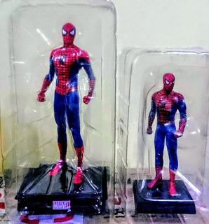Lote Marvel - Figuras Especiales (spiderman) + Revista/nuevo