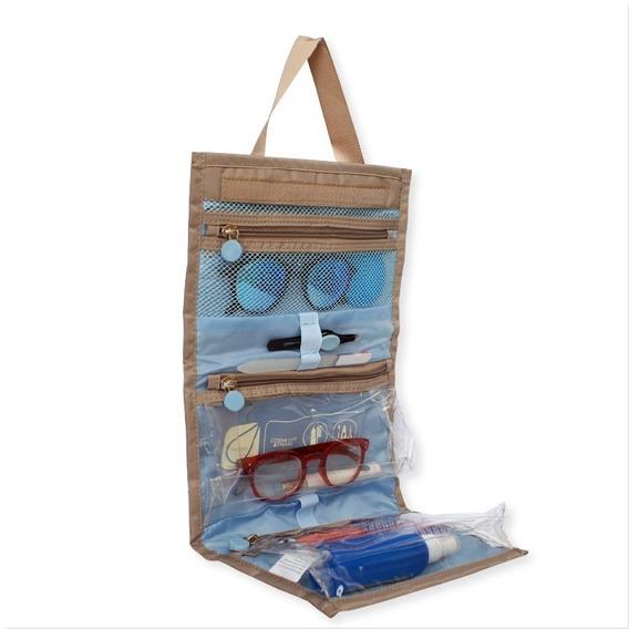 Porta Cosmeticos/neceser Plano Thatbag- Linea Beauty -