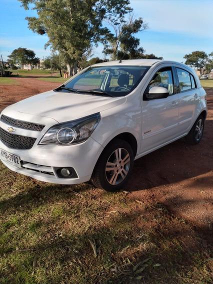Chevrolet Agile 2014 Ltz Full Único Dueño 71.500km 90% Ruta