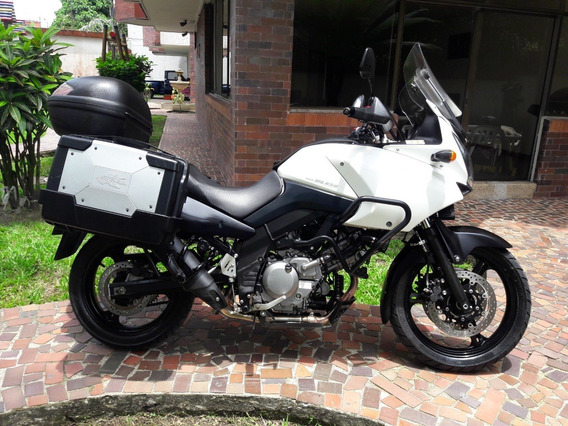 Moto Vstron Dl 650