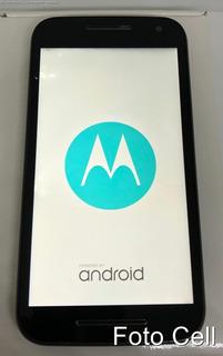 Motorola Moto G3 Xt1543 Dual 16gb 13mp - Mancha No Display
