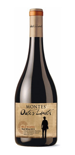 Montes Outer Limits Cgm 2015 - Colchagua Valley Chile Vino