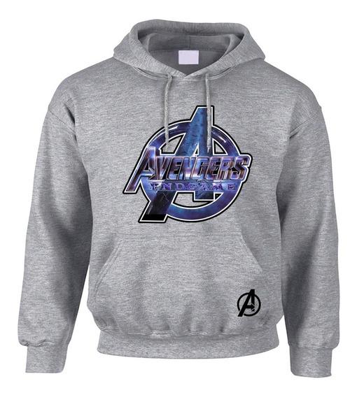 Sudadera Hoodie Avengers Endgame Gris Envío Gratis!!