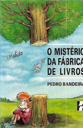 Mistério Da Fábrica De Livros, O (hambur Bandeira, Pedro